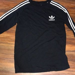 Boys Adidas Long Sleeve